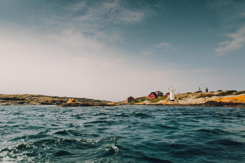Båttur till Vinga